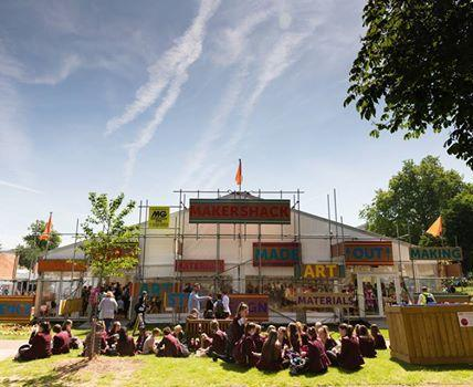 Get your fill of Science this summer and apply to volunteer at #cheltscifest...