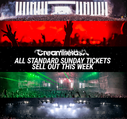 All Standard Sunday tickets will sell out this week. Make sure you've got yours!