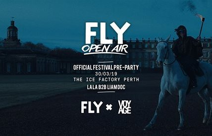 FLY x Voyage [FLY Open Air Pre-Party]