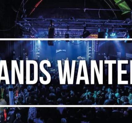 ** Please TAG an Act/Band in the comments that deserves the opportunity to play ...