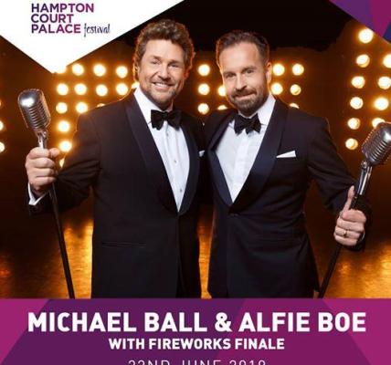 General admission tickets for Michael Ball & Alfie Boe have now sold out. Ho...