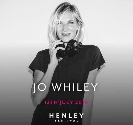 The incredible Jo Whiley will be supplying a 90s Anthems DJ set on the Floating ...