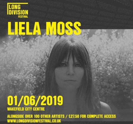 Incredibly pleased to have Liela Moss join us at Long Division Festival on June ...