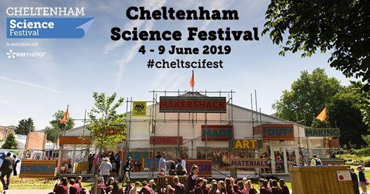 Cheltenham Science Festival 2019