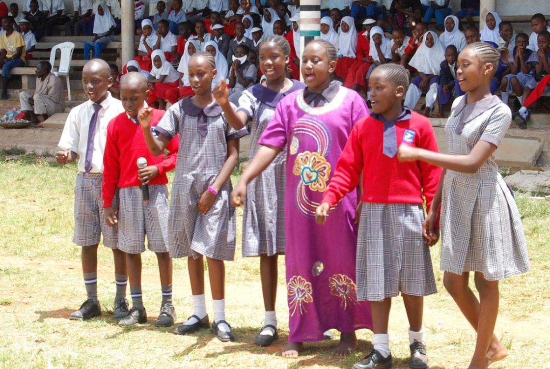 Spreading the joy of reading across the world - Book Aid International