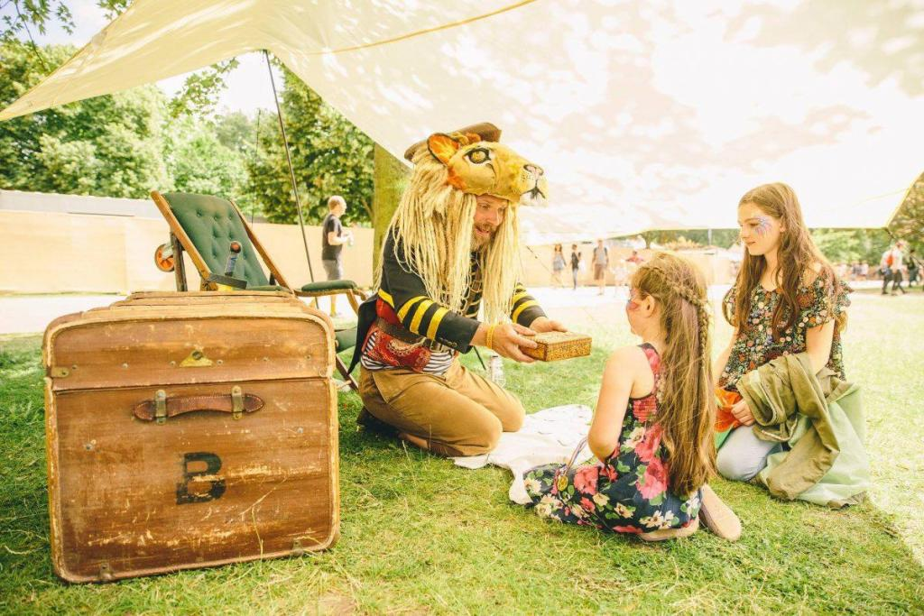 Ahoy! Get your little adventurers and explorers together for #Citadel19...