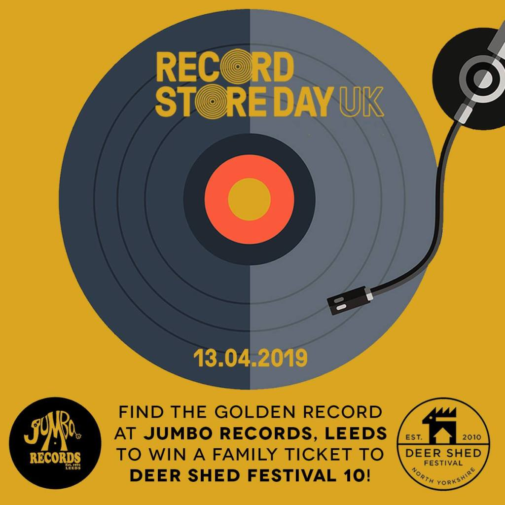 Record Store Day UK takes place this Saturday (13th April) and to celebrate we&#...