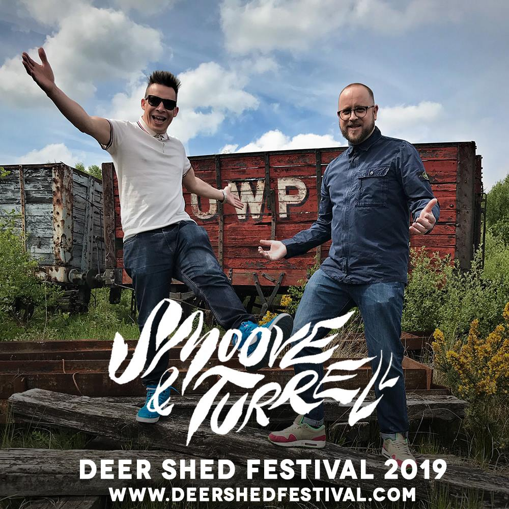 We're delighted to reveal that Smoove and Turrell will keep us dancing thro...