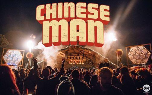 ★ CHINESE MAN - SCOTTISH EXCLUSIVE ★...