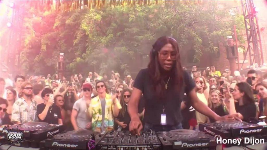 Honey Dijon makes her FLY Open Air debut next month... her only Scottish festiva...