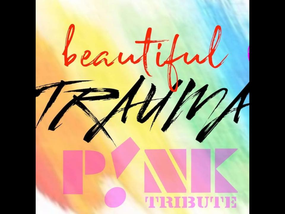 Another  band  playing Festival on the farm 2019 , Pink tribute full band ....