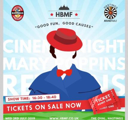 Treat the kids to something extra this Easter. Tickets to see Mary Poppins Retur...
