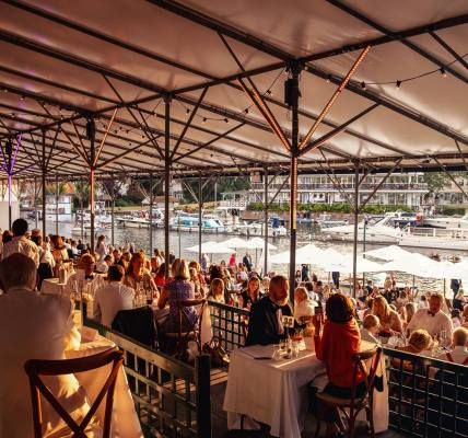 Enhance your festival experience by booking a table at one of our beautiful fine...