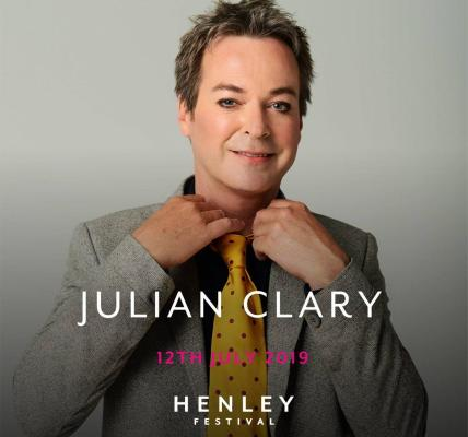We've got that Friday feeling (and a funny one at that!)…The hilarious Julian Cl...