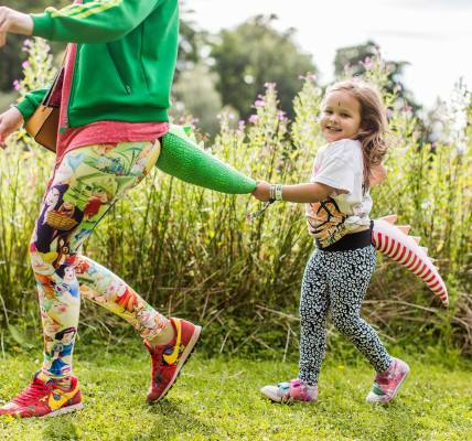 Get prepped for a weekend in the Jurassic fields of Lowther Deer Park in July wi...