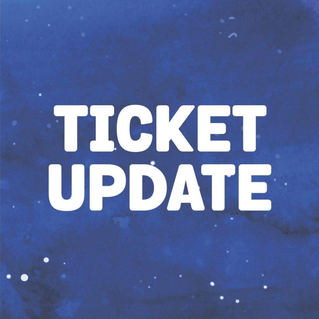 See Tickets Sold Out – Release Three running low!