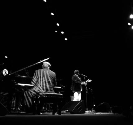 Ninety minutes of pure bliss from Gregory Porter. What a night.