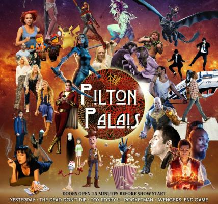 Our amazing cinema tent, the Pilton Palais, is back for #Glastonbury2019 with a...