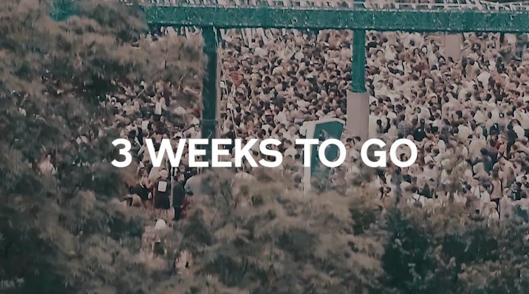 Junction 2 - 3 weeks to go