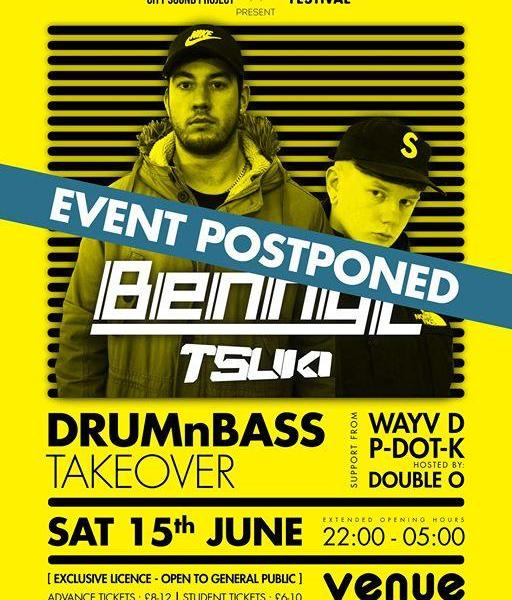 **POSTPONED **  This event has unfortunately been postponed. Refunds have been...