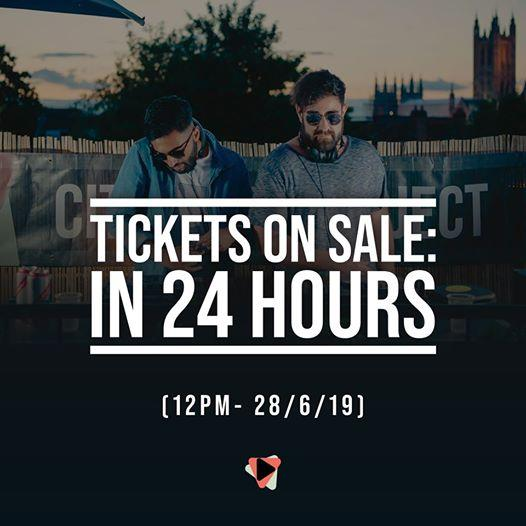 This is your 24 hour Ticket Countdown...