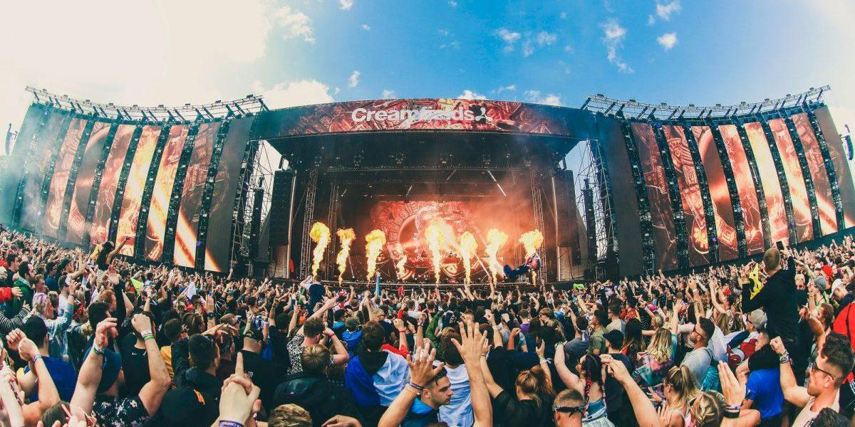 There's no other place we'd rather be… #GetMeToCreamfields...