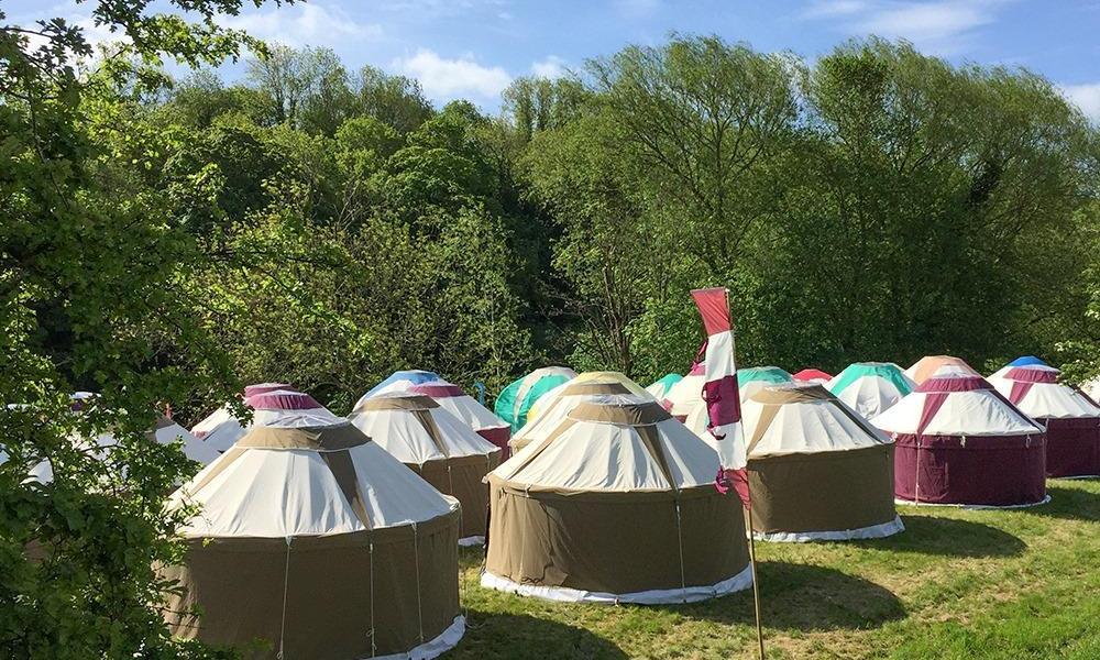 Now many of you have your #DeerShed10 tickets sorted, let's talk posh campi...