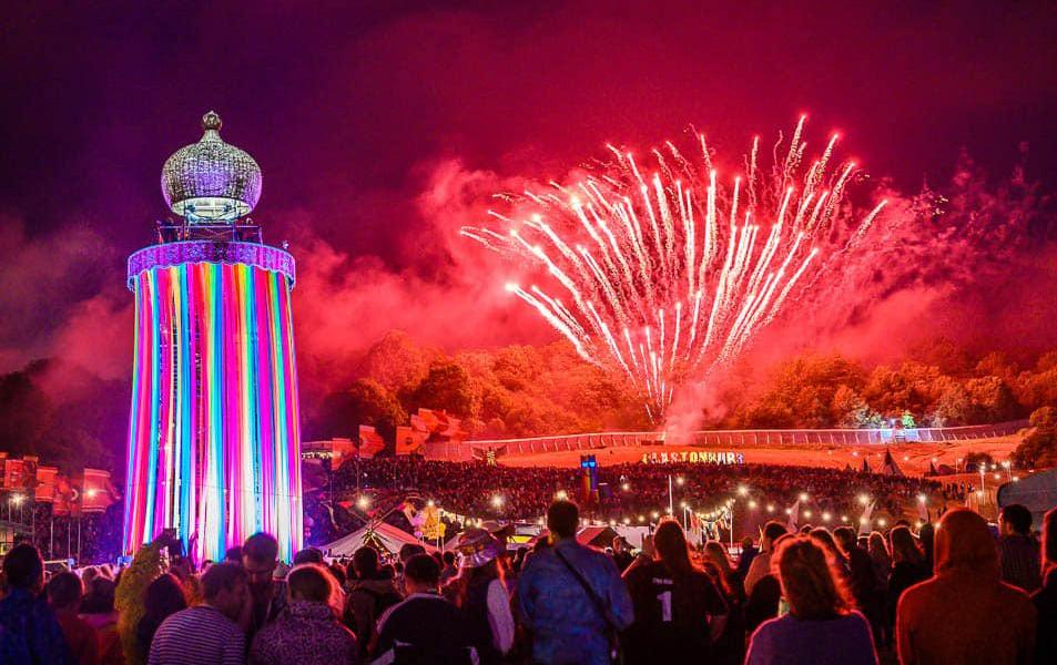 A selection of photos from the first night of the 2019 Festival....