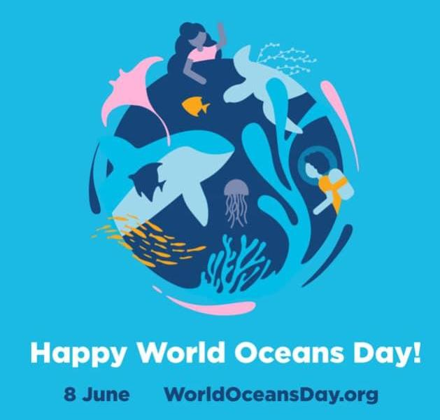 Love Ocean #Number 1 Happy World Oceans Day!  Did you know about 70% of the oxyg...