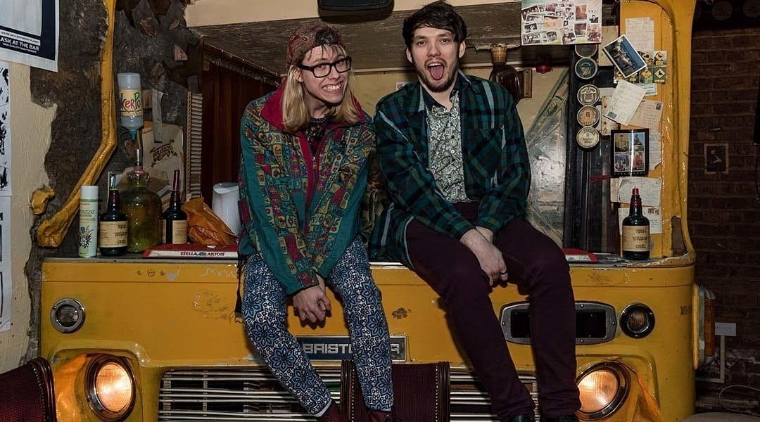 A lo-fi garage punk duo from the North East of England renowned for their raw an...