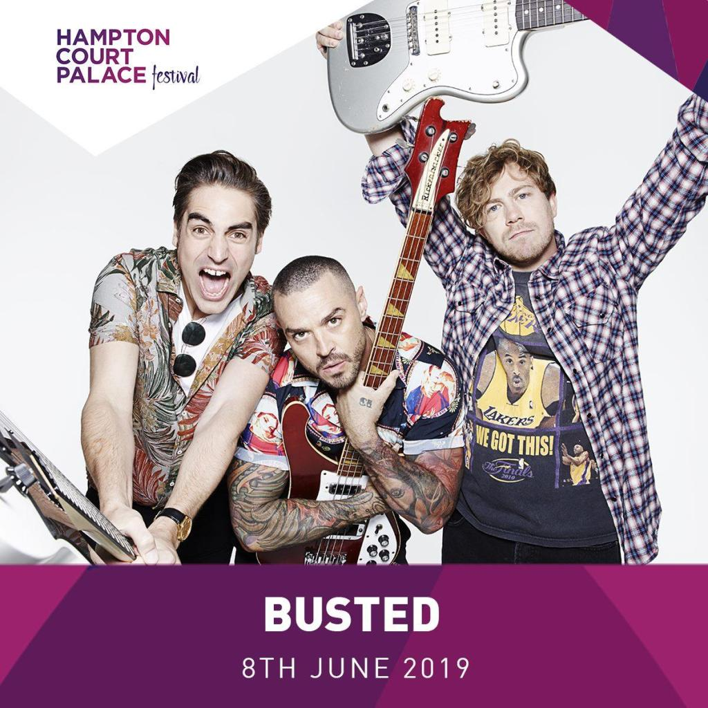 Last night the fun continued with The Jacksons!  We go again tonight, as Busted ...