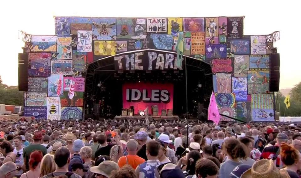 Wow... IDLES have just played a blinder!...