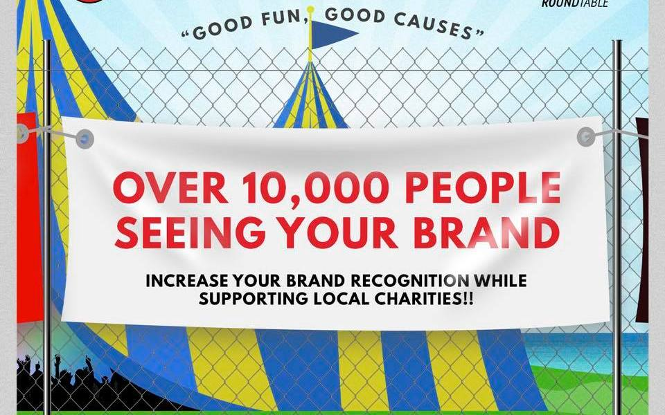 If you're a local business wanting to support good causes... please get in conta...