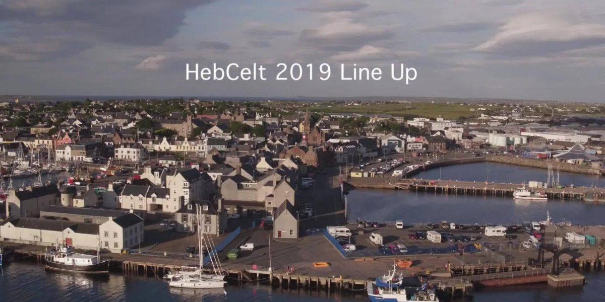 HebCelt 2019 ... just around the corner