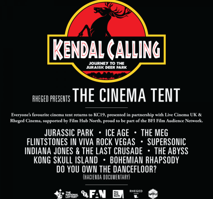 We're SO excited for the return of our beloved Cinema tent, packed full of some ...