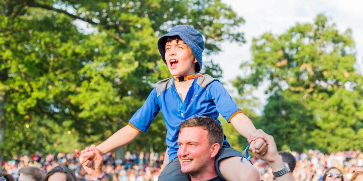 With Father's Day fast approaching, we want to offer the Dads of Kendal Calling ...