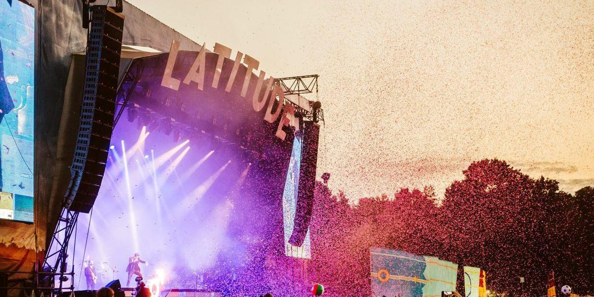 Put on our Official Latitude Playlist this weekend and discover some hidden gems...