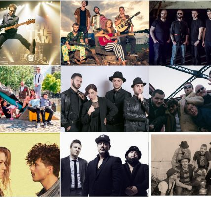 Just a little under TWO WEEKS until you can see these great acts on our Main Sta...