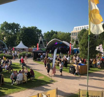 What an incredible Opening Weekend filled with amazing music at #cheltmusicfest...