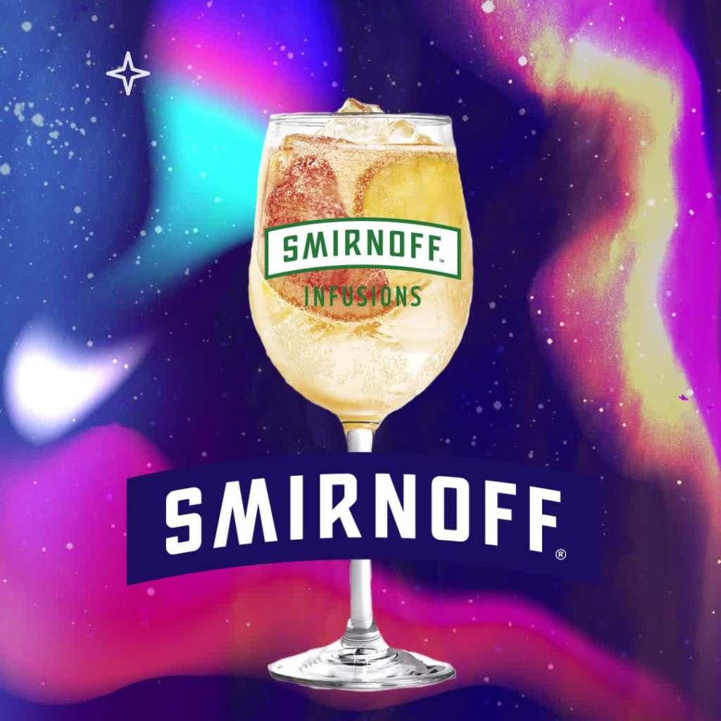 Smirnoff Infusions at #Citadel19