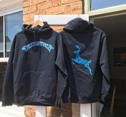 New Deerstock Hoodies for 2019 Thanks for the great work Andrew at @hlddesign 