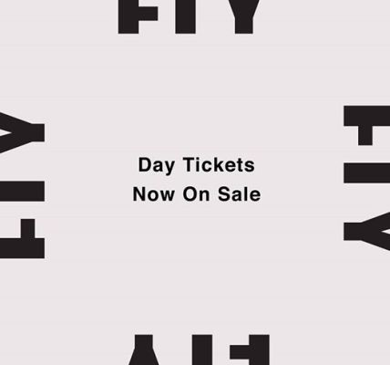 Due to popular demand.. Day tickets NOW ON SALE   Down to final 25% of tickets s...