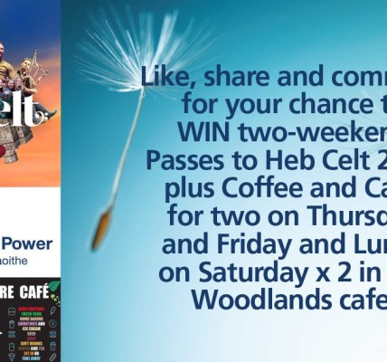 Check out this great competition from Woodlands Centre and Lewis Wind Power! #He...