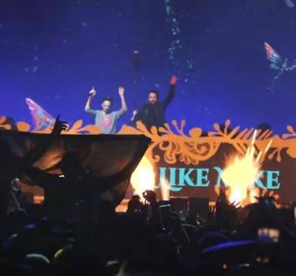 Tomorrowland presents Dimitri Vegas & Like Mike Garden of Madness