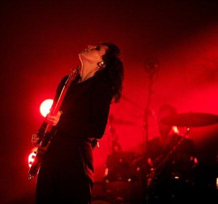Dark, powerful and utterly spellbinding. Mercury-nominated Anna Calvi completely...