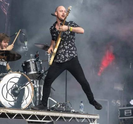 They kick started Ramblin' Man 'Saturday At The Fair' and certainly lit the torc...