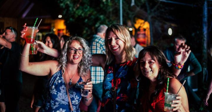 Eklectica FESTIVAL NEWS: Bring a group of friends and experience a night like no other! Partying next to …