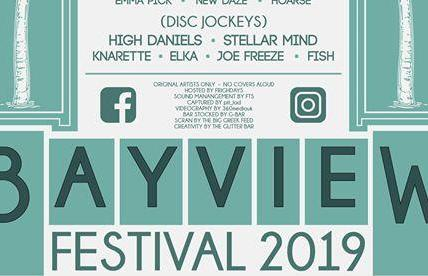 Bayview Festival 2019 - The Spanish Barn