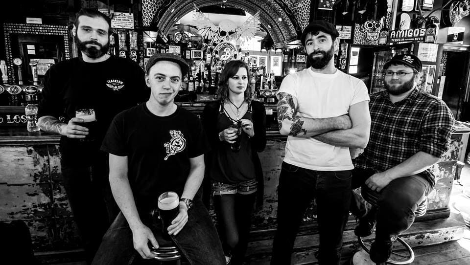 And another! The Lagan will get you dancing! Beer-soaked London Irish folk punk:...