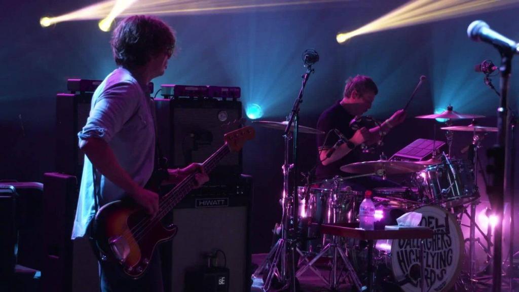 KC16: Noel Gallagher's High Flying Birds - Champagne Supernova